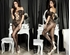 Picture of BLACK BODYSTOCKING