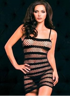 Slika: FISHNET  BLACK